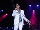 Roberto Carlos grava DVD em Londres com músicos badalados