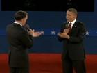 Primeiras pesquisas mostram vitória de Obama no 2º debate, dizem TVs