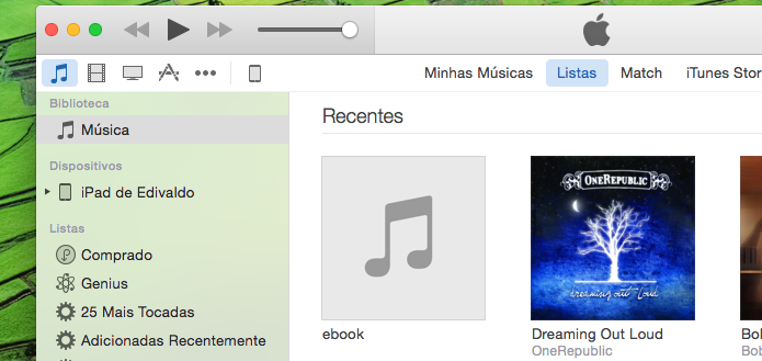 audiobookAprenda como criar Audiobooks a partir de arquivos de texto no OS X (Foto: Reprodução/Edivaldo Brito)