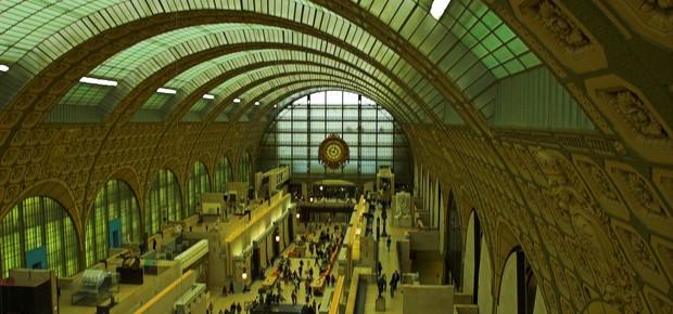 Obras do Museu d'Orsay, de Paris, estarão em São Paulo até outubro (Foto: Stock photo)
