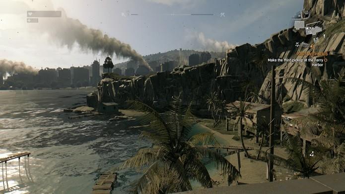 Vasculhe todos os ambientes do game (Foto: Reprodução/Victor Teixeira)