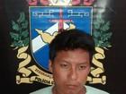 Jovem bate em amiga grávida, rouba moto e acaba preso em Roraima