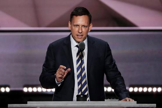 Peter Thiel, capitalista de sucesso do Vale do Silício (Foto: Alex Wong/Getty Images)