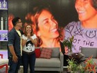 Cissa Guimarães comenta decisão judicial na TV: 'Vitória de todos nós'