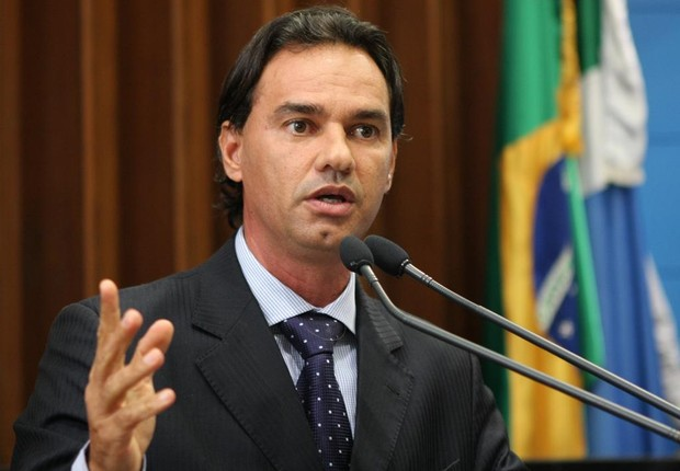 Marquinhos Trad, candidato do PSD à Prefeitura de Campo Grande (Foto: Divulgação)