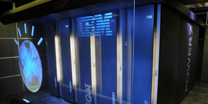 Supercomputador ganha recursos que podem ser explorados comercialmente pela IBM (Foto: Divulgação)