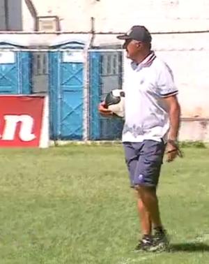Pinho técnico Matonense (Foto: Reprodução EPTV)