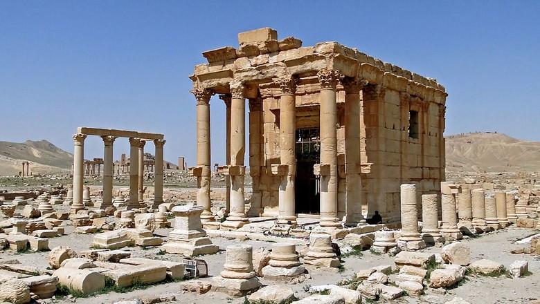 13 locais históricos destruídos pelo Estado Islâmico