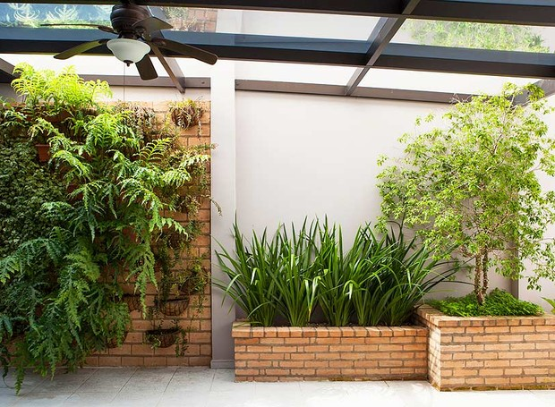 Jardim Vertical 25 Ideias Para Montar O Seu Casa E