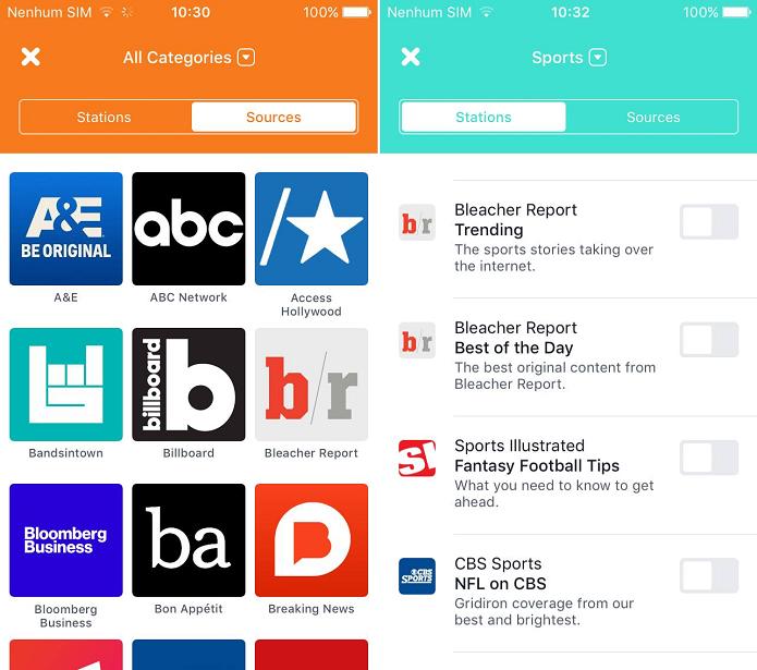 notify veja  o usar o novo app de not cias do facebook
