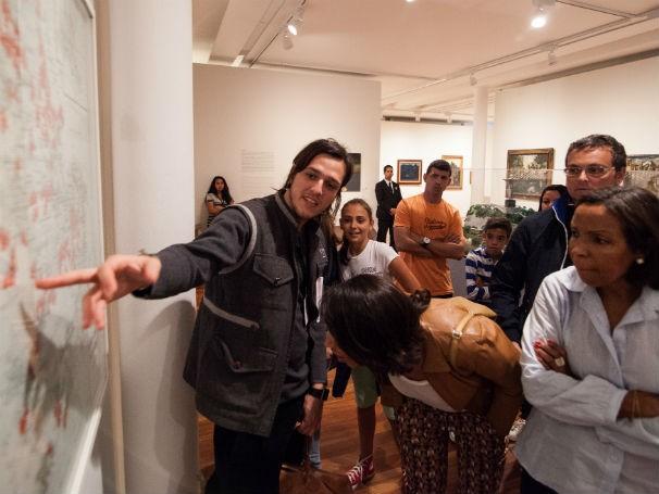 Museu de Arte do Rio propõe conexão direta entre educação e produções artíticas (Foto: Divulgação/ MAR)