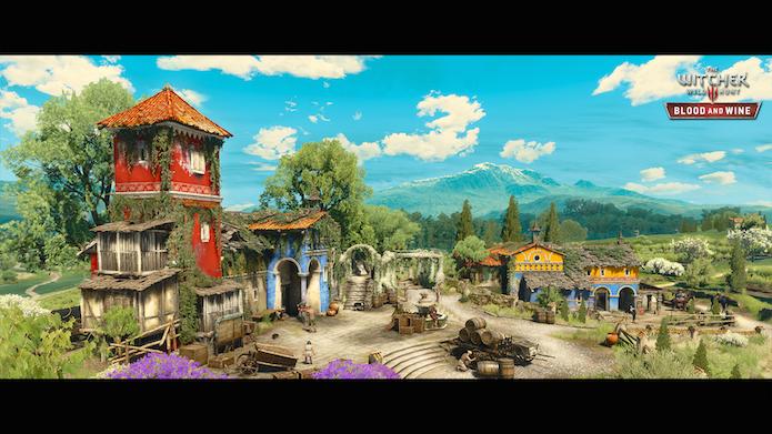 O que esperar da expansão Blood and Wine de The Witcher 3: Wild Hunt (Foto: Divulgação/CD Projekt Red)