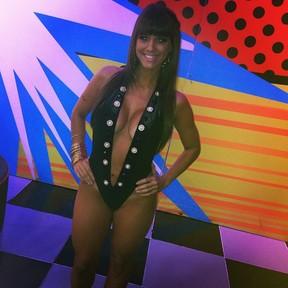 Panicat Carol Dias (Foto: Instagram/ Reprodução)