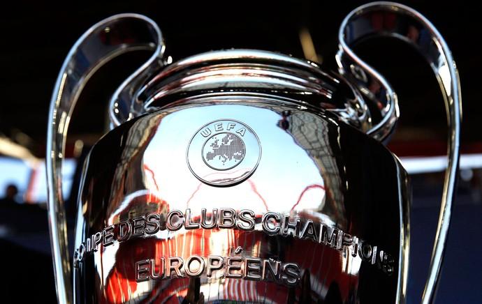 taça da liga dos campeões (Foto: Agência Reuters)