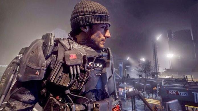 Call of Duty Advanced Warfare em promoção na PSN (Foto: Divulgação/Activision)