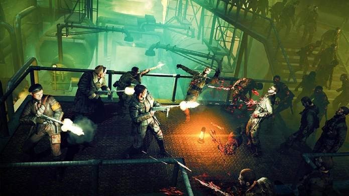 Zombie Army Trilogy traz violência e sangue no combate contra mortos-vivos (Foto: True Achievements)