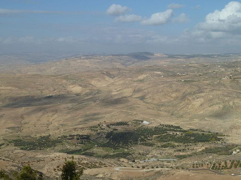 Escavações no monte Tall el-Hammam já duram doze anos (Foto: Reprodução)