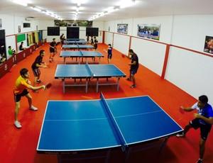 tênis de mesa sergipano (Foto: Divulgação / FSTM)