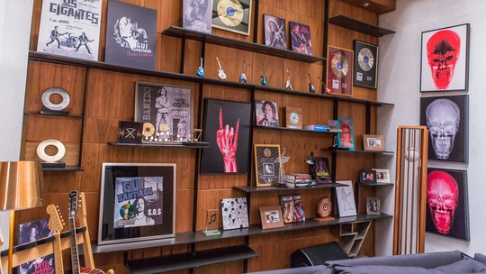 Aprenda a decorar sua sala com o estilo de 'Rock Story'