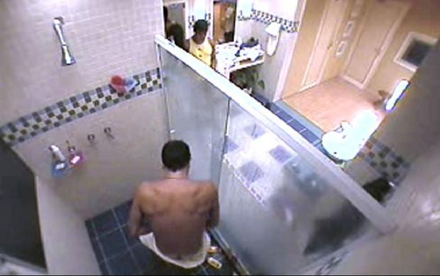 Nudes no BBB (Foto: TV Globo)