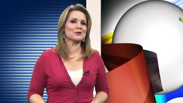 Vanessa Faro - Apresentadora do Tribuna Esporte (Foto: Reprodução / TV Tribuna)
