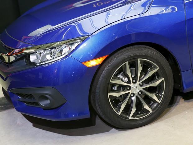 Honda Civic Coupé (Foto: REUTERS/Lucy Nicholson)