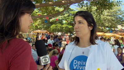 PREP aborto (Foto: TV Globo)
