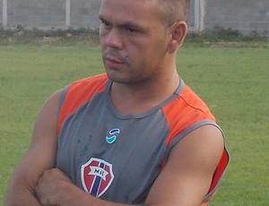 Naldinho atuou com Casagrande no Cordino (Foto: Bruno Alves/Globoesporte.com)