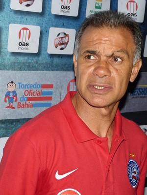 Jorginho técnico Bahia (Foto: Vicente Seda / Globoesporte.com)