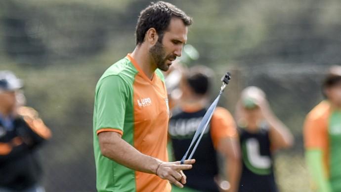 Sérgio Vieira, treinador do América-MG (Foto: Divulgação/AFC)