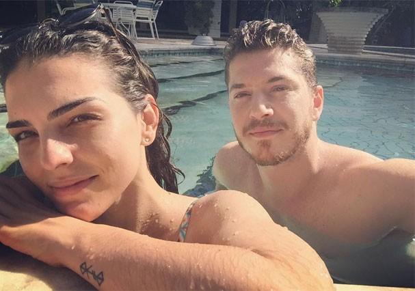 Julia Konrad e Caio Paduan namoram há quase três anos (Foto: Reprodução/Instagram)