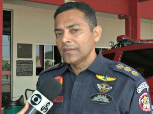 Coronel Carlos Batista Acre (Foto: Reprodução Rede Amazônica)