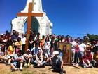 Símbolos da Jornada Mundial da Juventude chegam ao RJ em abril