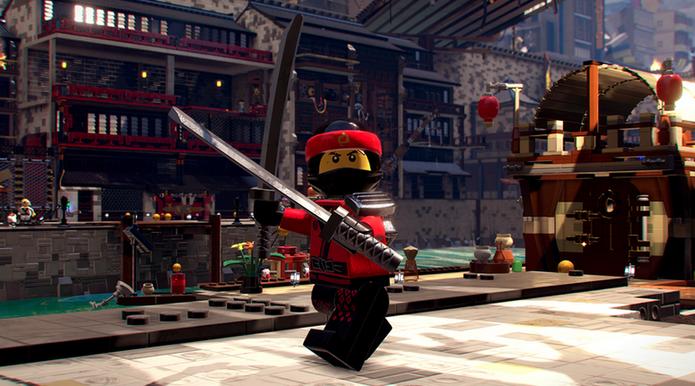 LEGO Ninjago: O Filme (Foto: Reprodução/Felipe Vinha)