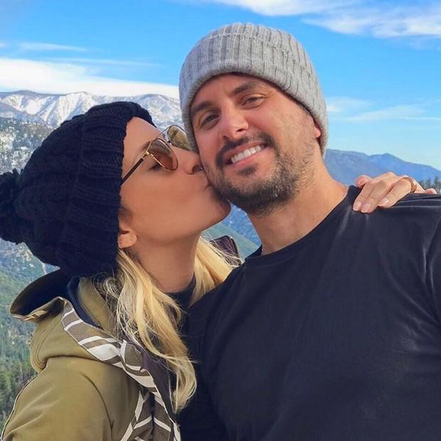 Claudia Leitte e Marcio Pedreira (Foto: Reprodução/Instagram)