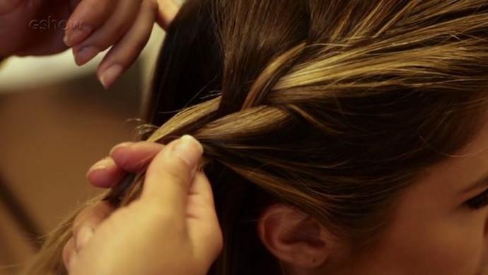 Rafa Brites se inspira em um penteado da mãe para passar o Dia das Mães (Foto: Gshow)