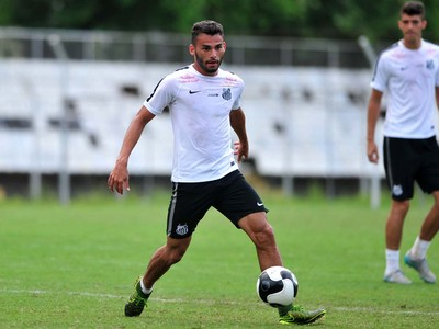 Thiago Maia Santos (Foto: Ricardo Saibun / Santos FC)