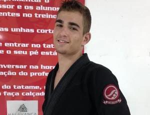 Juan Diaz, paraibano lutador de jiu-jitsu (Foto: Arquivo Pessoal)