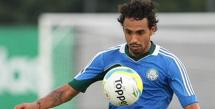 Diogo Palmeiras (Foto: Cesar Greco/Ag Palmeiras/Divulgação)