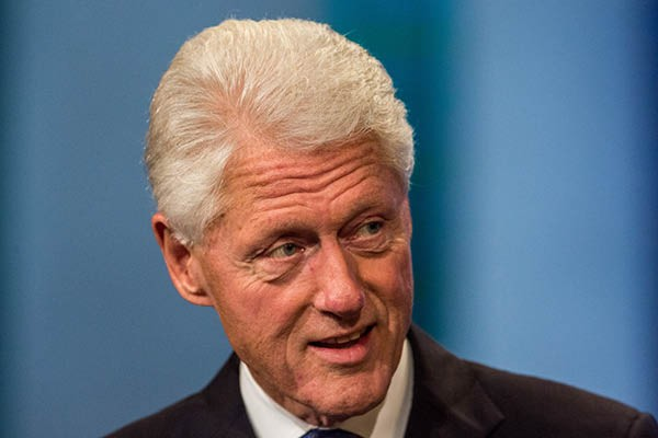 Bill Clinton (Foto: Getty Images)