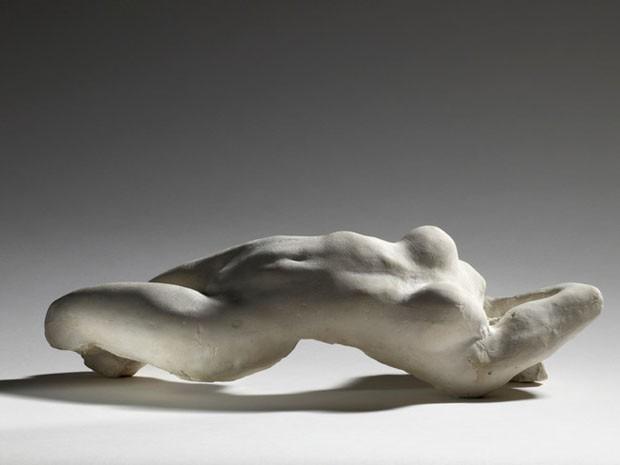 Grand Palais celebra centenário de Rodin (Foto: Divulgação)