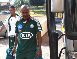Marcos Assunção Palmeiras (Foto: Cleber Akamine / Globoesporte.com)