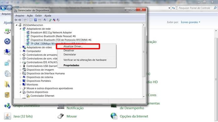 Mantenha o firmware dos componentes de seu PC atualizados (Foto: Reprodução/Daniel Ribeiro)