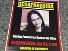 Doméstica desaparecida foi morta por bombeiro, diz polícia