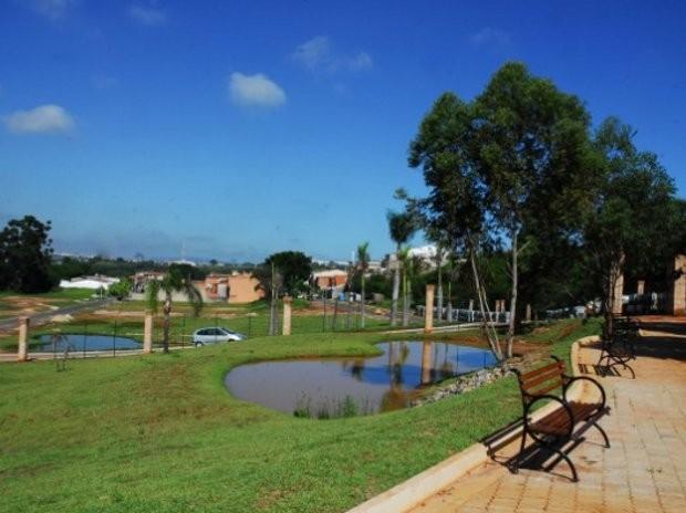 G1  Obras do Jardim Botânico de Sorocaba, SP, estão em fase final