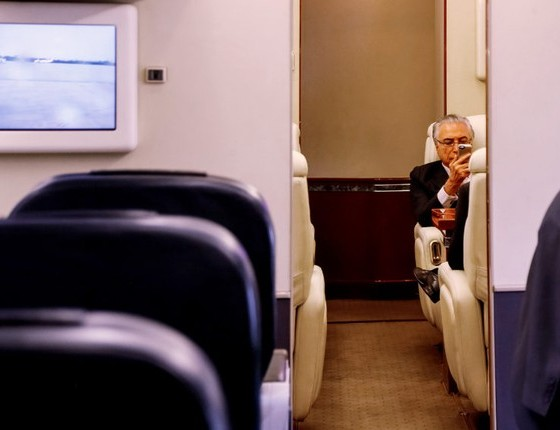 O presidente Michel Temer (Foto: Beto Barata/PR)