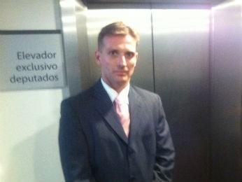 Fábio Camargo foi eleito conselheiro do Tribunal de Contas (Foto: Fernando Castro/ G1)