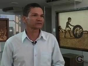 Exposição retrata o Sertão nordestino (Foto: Reprodução/TV Grande Rio)