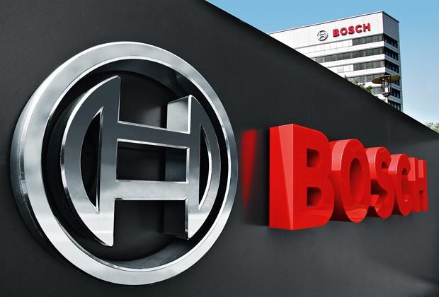 Logotipo da Bosch (Foto: Divulgação)