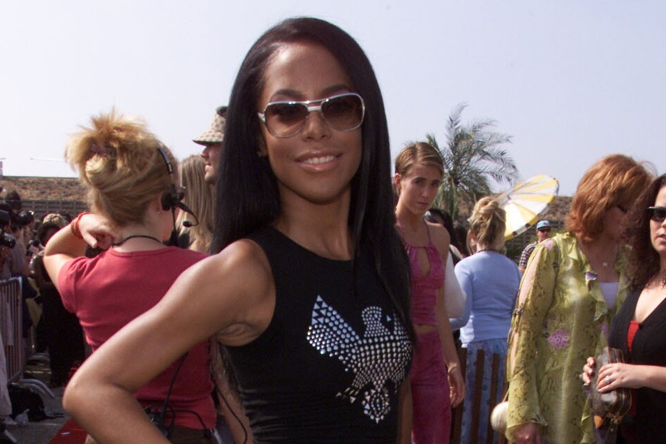 Aaliyah (Foto: Getty Images)